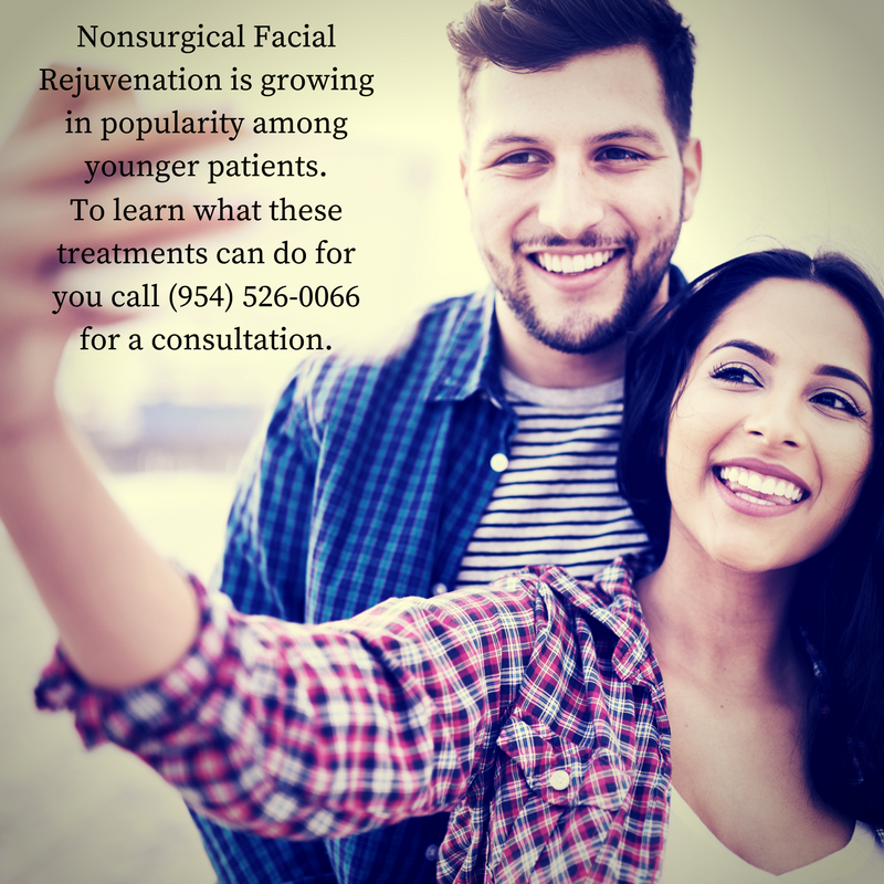 Nonsurgical Cosmetic Treatments | Miami